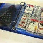 How to Set Up a Coupon Binder and Coupons Organization Tips