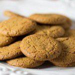 Lynnae's Vanilla Gingersnap Cookies Recipe