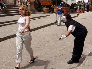 mime in guanajuato